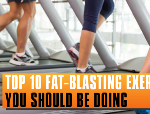 Top 10 Fat-blasting exercises you should be doing NOW!