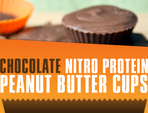 Chocolate Nitro Protein Peanut Butter Cups
